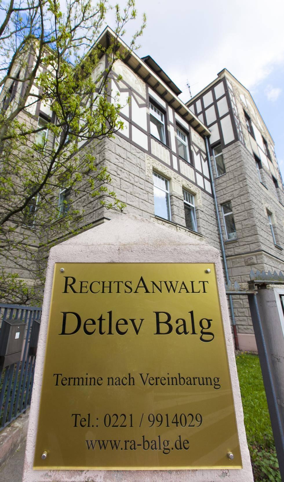 Rechtsanwaltskanzlei Detlev Balg