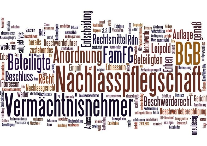 Vermachtnis Archive Kanzlei Detlev Balg Koln