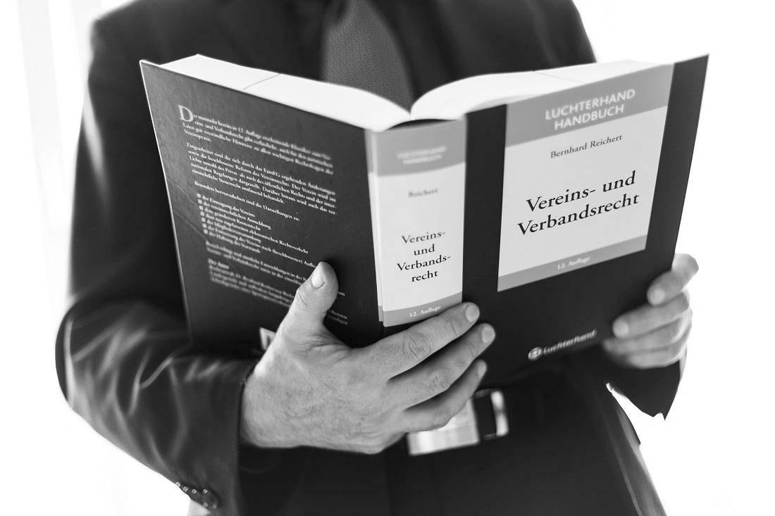 Vereinsrecht und Verbandsrecht | Rechtsanwalt für Vereinsrecht Detlev Balg - Köln