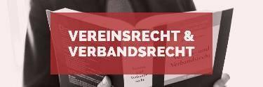 Rechtsanwalt Köln: Vereinsrecht und Verbandsrecht | Rechtsanwalt Vereinsrecht Köln - Anwalt Vereinsrecht Köln