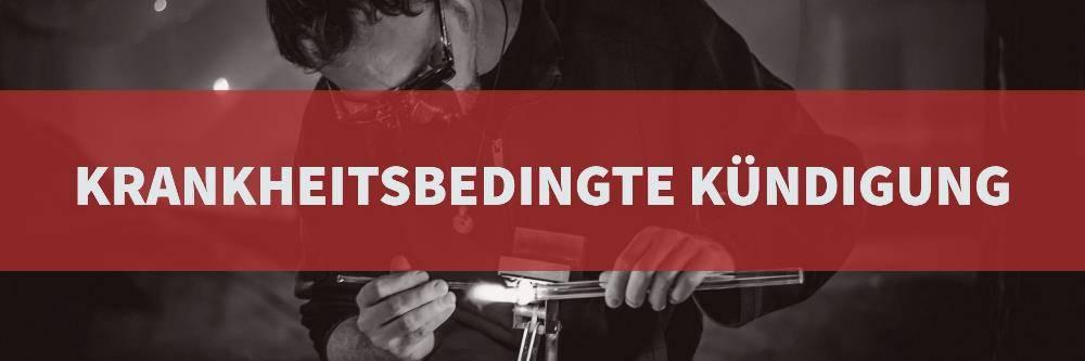 Arbeitsrecht: Kündigung wegen Krankheit - Krankheitsbedingte Kündigung | Rechtsanwalt Arbeitsrecht Köln | Kanzlei Balg und Willerscheid Köln - Rechtsanwälte und Fachanwälte
