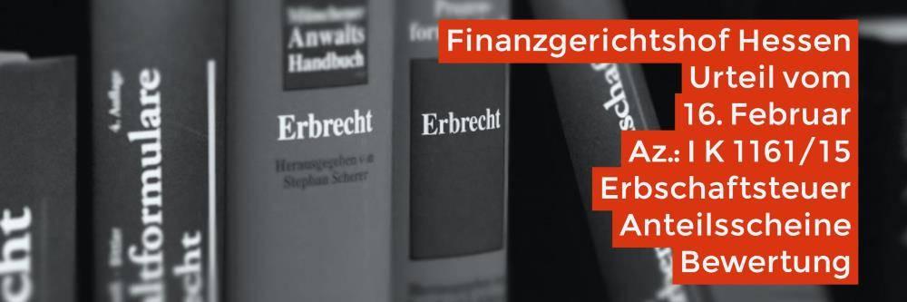 Erbrecht: Erbschaftsteuer Anteilsscheine Bewertung | Rechtsanwalt Erbrecht Köln | Kanzlei Balg und Willerscheid - Rechtsanwälte und Fachanwälte