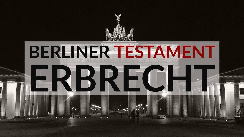 Berliner Testament Muster - Rechtsanwalt und Fachanwalt für Erbrecht Köln | Kanzlei Balg und Willerscheid - Köln Nippes