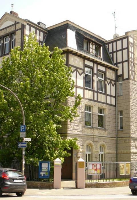 Kanzlei Rechtsanwälte Balg und Willerscheid - Yorckstraße 12 - 50733 Köln Nippes